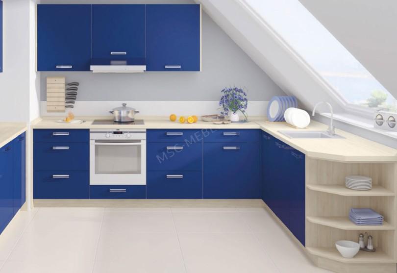 Кухня в скандинавском стиле «Вок»