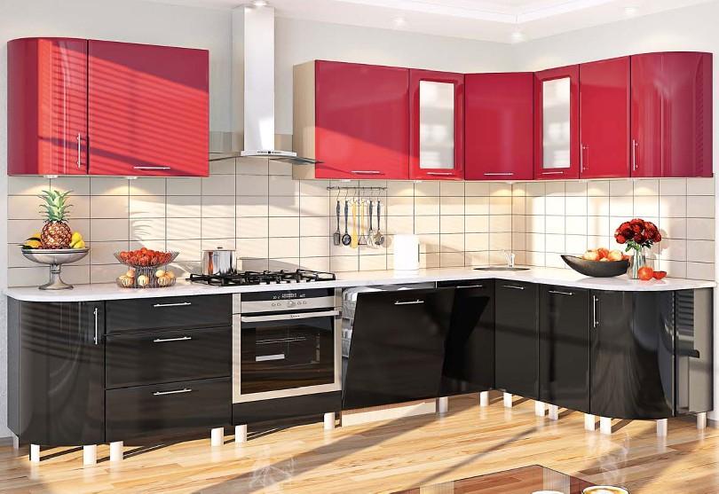 Фото Кухня в стиле минимализм «Комфорт»