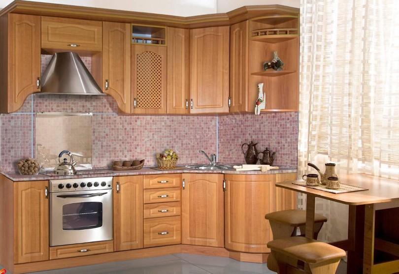 Кухня в английском стиле «Ольга»