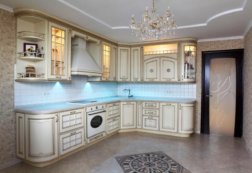 Элитные кухни «Афина»
