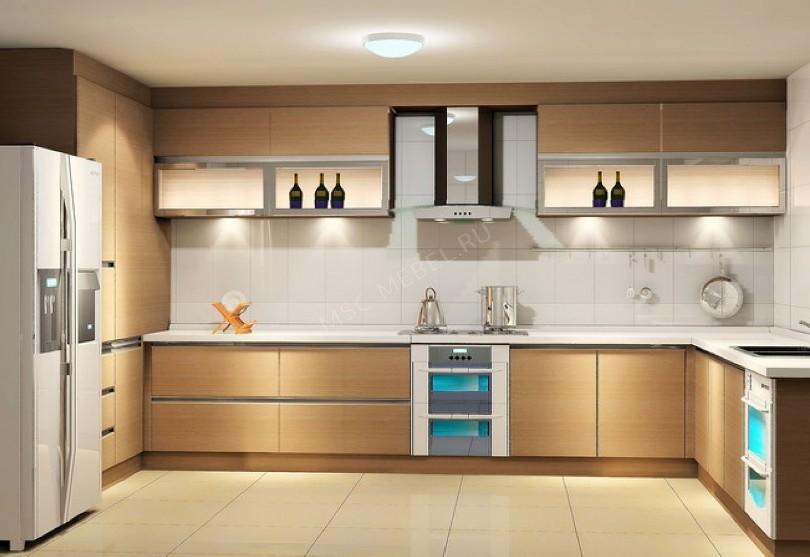 Кухня в стиле минимализм «Лаб»