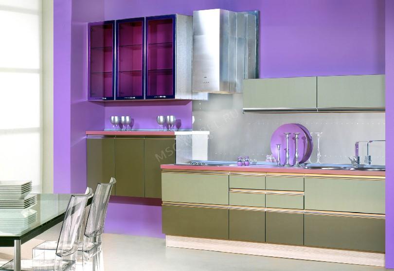 Фото Модерн кухня «Юлис»