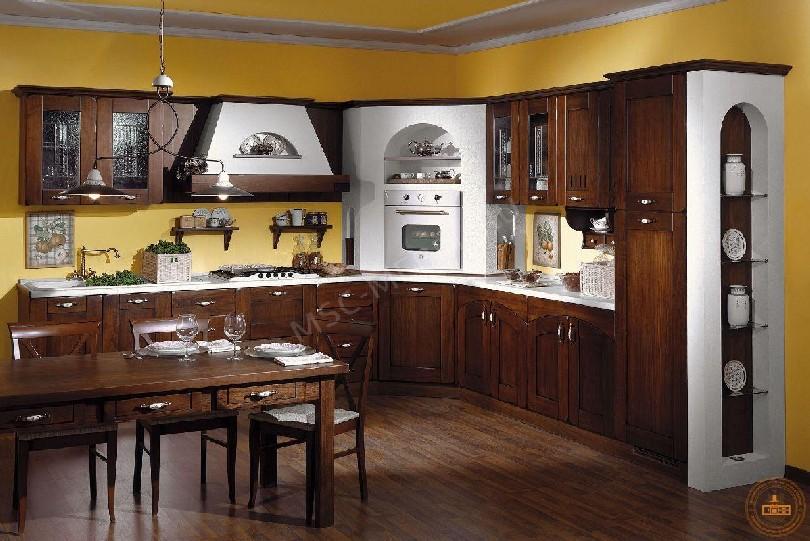 Фото Угловая кухня Прима