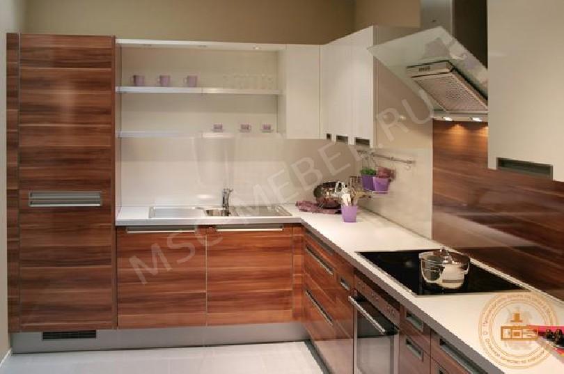 Угловая кухня «Сосна»