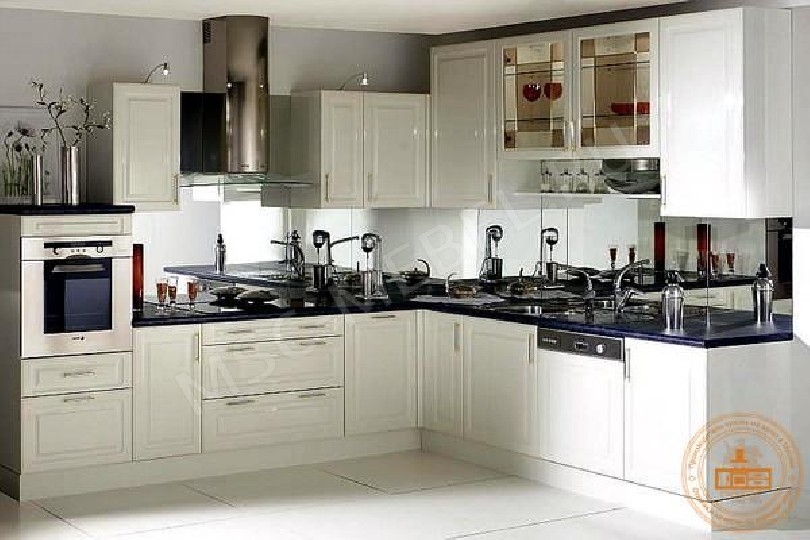 Фото Угловая кухня «Кухня Стэфания»