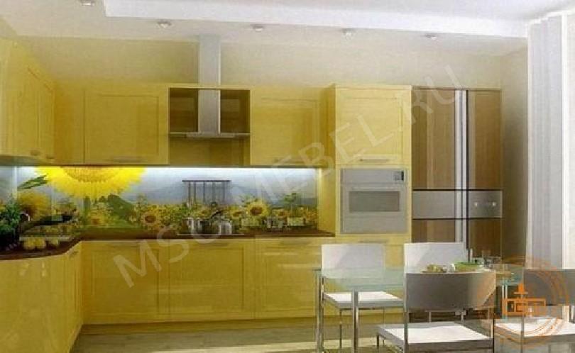 Фото Угловая кухня Венеция