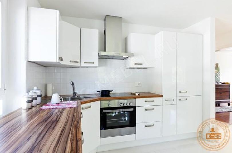 Фото Угловая кухня Березка