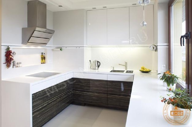 Угловая кухня «Жемчуг»
