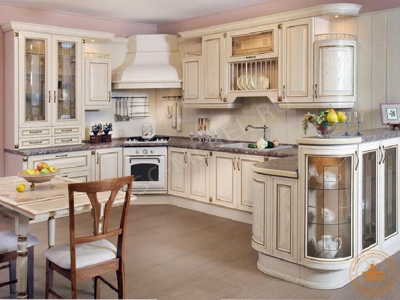 Фото Угловая кухня «Лате»